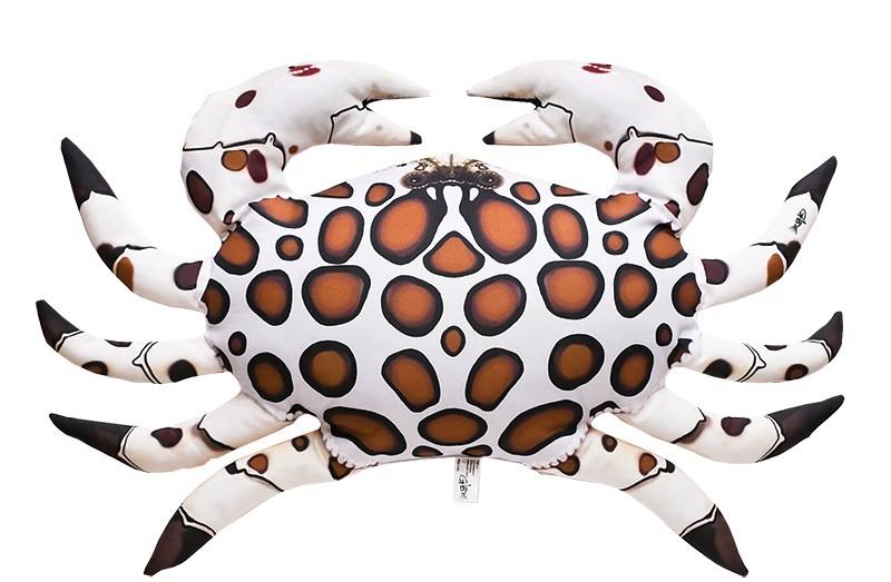 Krab kaliko - 60 cm polštářek