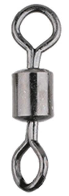 Obratlík - ROLLING (zátěžový) - BN (černý nikl) vel. 24 nosnost 3 kg - 10 ks