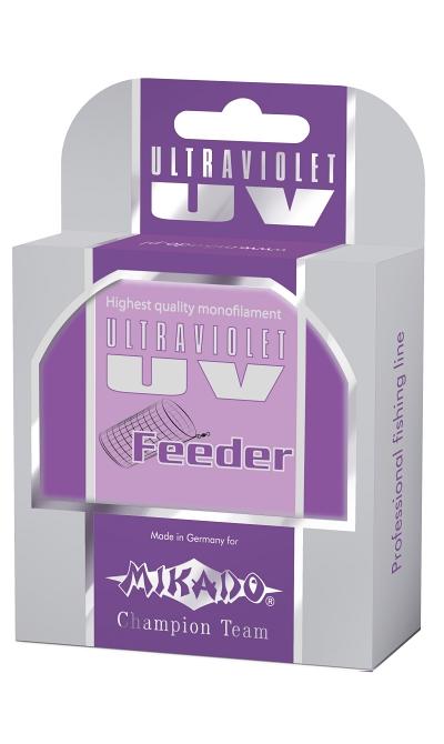 Vlasec - ULTRAVIOLET FEEDER 028 150 M Nosnost 9.70 kg 1 cívka
