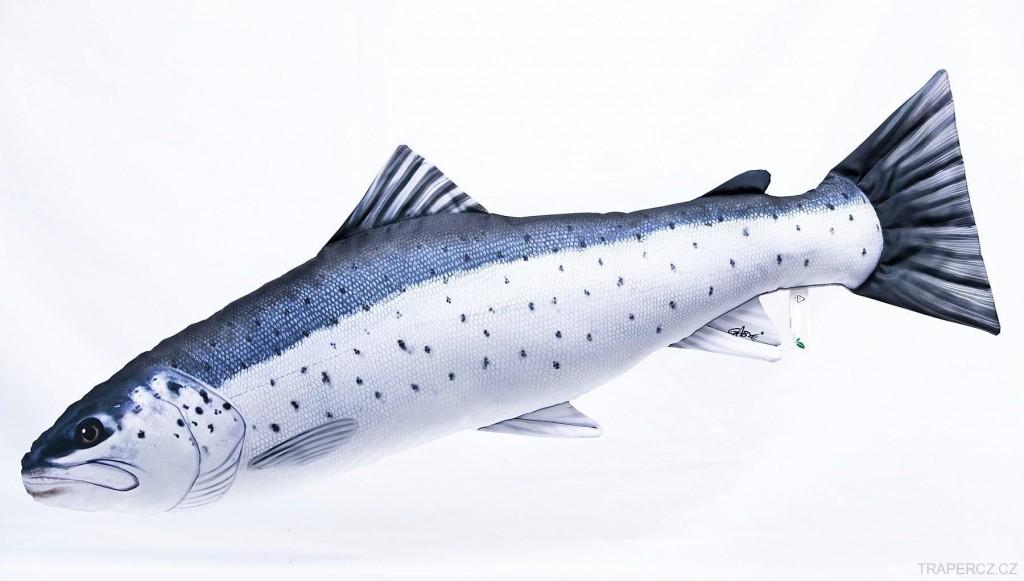 Pstruh mořský - 110 cm polštářek