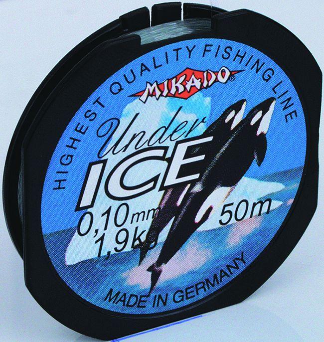 Vlasec - UNDER ICE 018 25M BOX 10 cívek