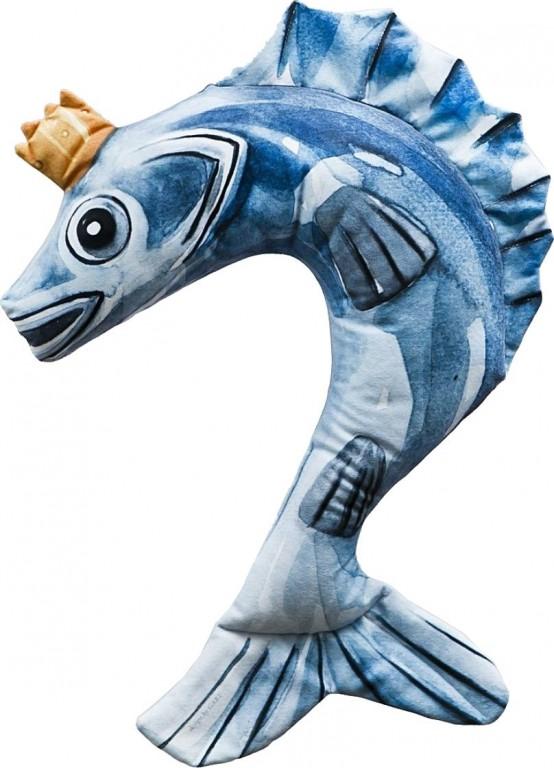 Král Síh - mini - 30 cm polštářek