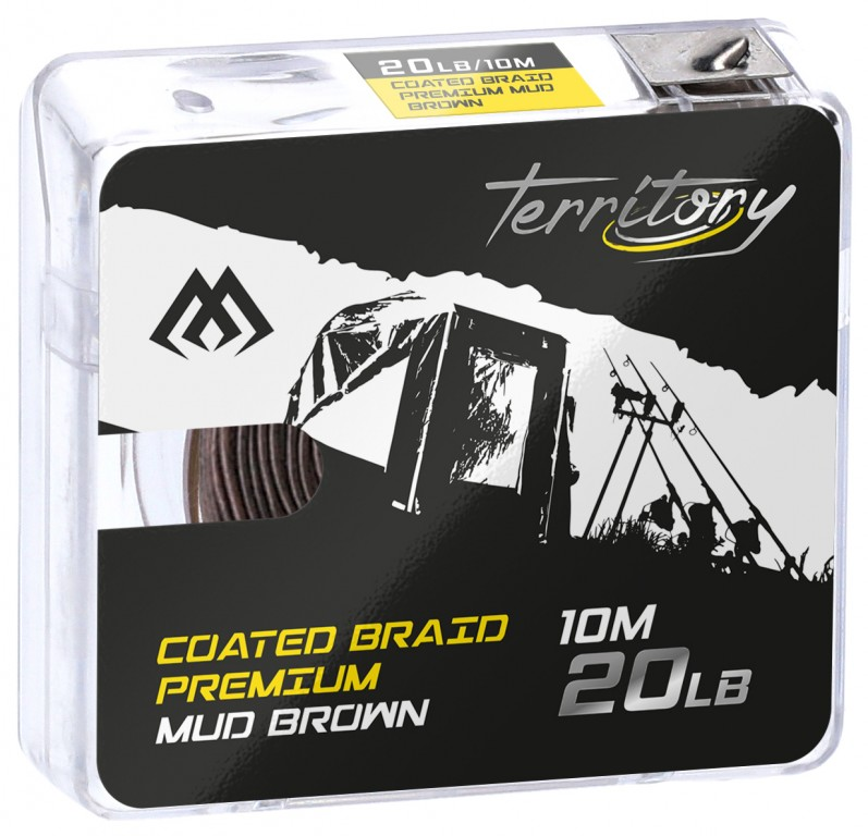 Ztužená šňůrka - Coated Braid Premium 20LB 10M - 1ks