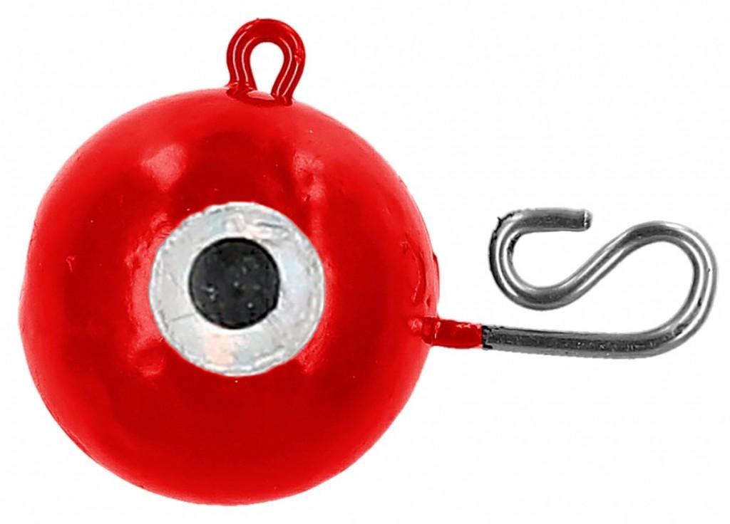 Zátěž - TERRITORY CATVERT LEAD (RED) 100g  - bal.1ks
