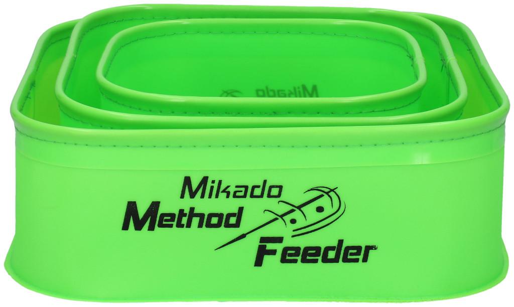 Brašny Set - BAG METHOD FEEDER 007 SET (18x18x8cm)(22x22x8cm)(26x26x8cm)