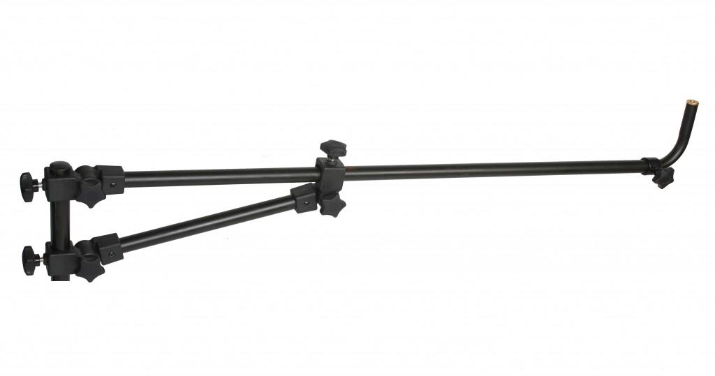 Držák MF - Zahnuté rameno L 186cm Dvojité