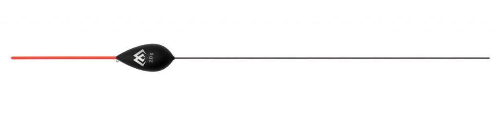 Splávek Pevný - S-051 - 3.0 g - 5 ks