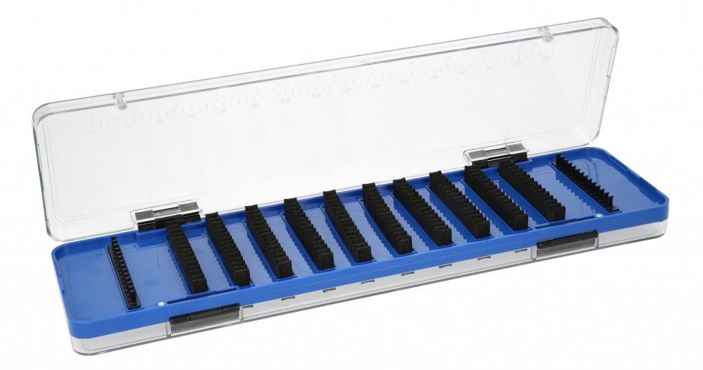 BOX - na návazce P005 (38 x 10 x 3.5)