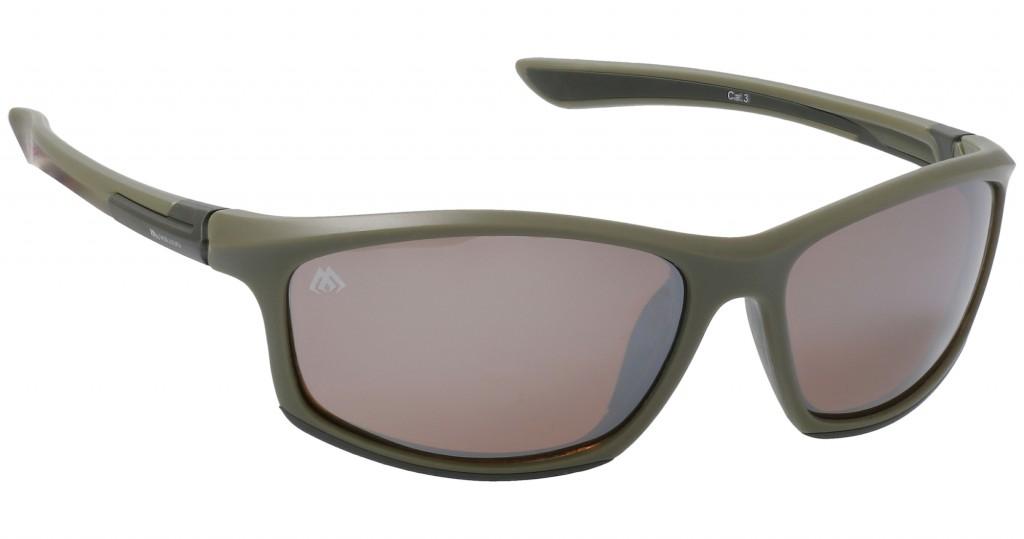 Polarizační brýle - 7871 / BROWN