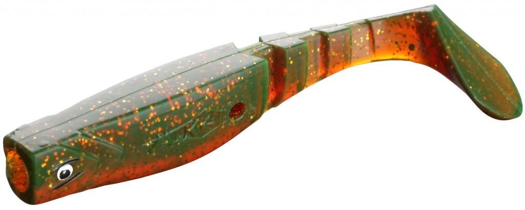 Nástraha - RIPPER (kopyto) FH 8cm / 23 - 5 ks