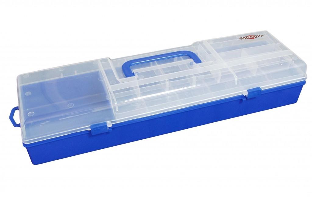 BOX - Kufřík ABM 303 BLUE (modrý) (44 x 13 x 8 cm)