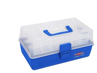 BOX - Kufřík ABM 304 BLUE (modrý) (30 x 17 x 14 cm)