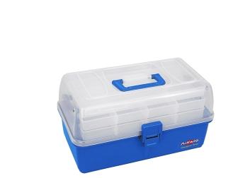 BOX - Kufřík ABM 305A BLUE (36 x 20 x 20 cm)