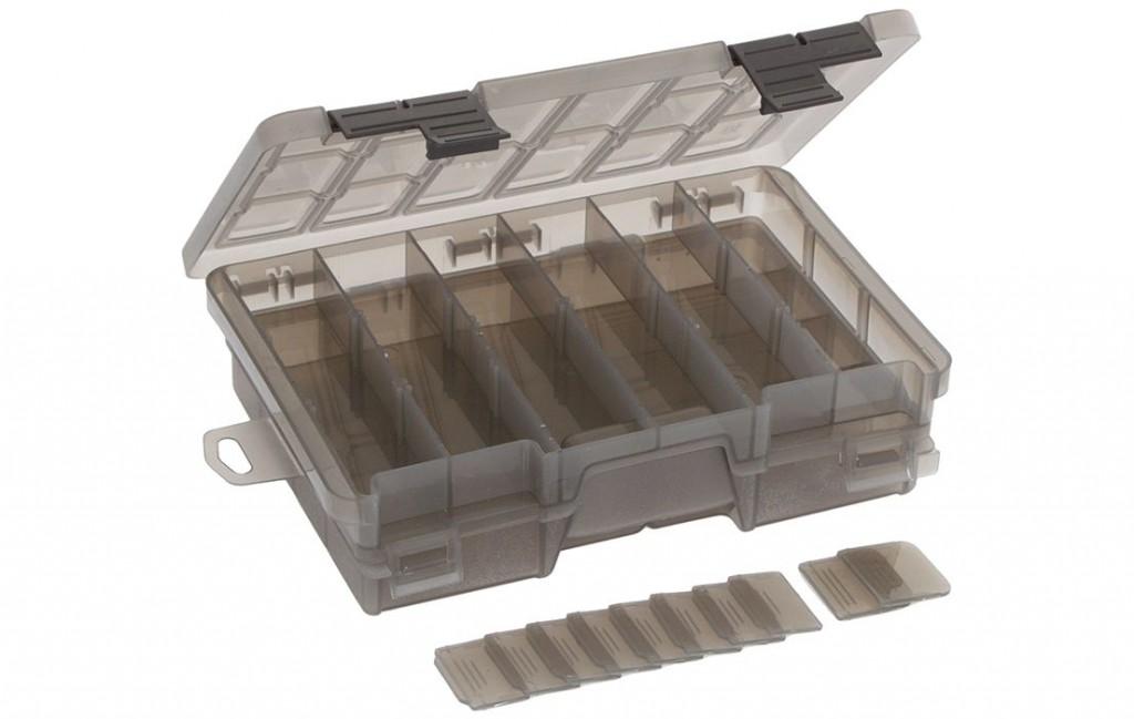 BOX - Kufřík 2-TRAY D001 (27.5 x 18.5 x 7 cm )