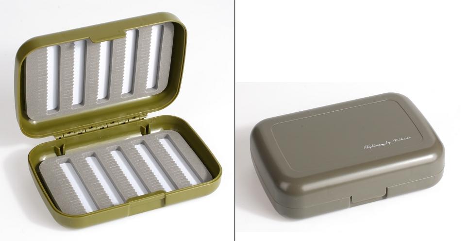 BOX  - muškařský 034A-GY (šedý) ( 128x86x34mm )