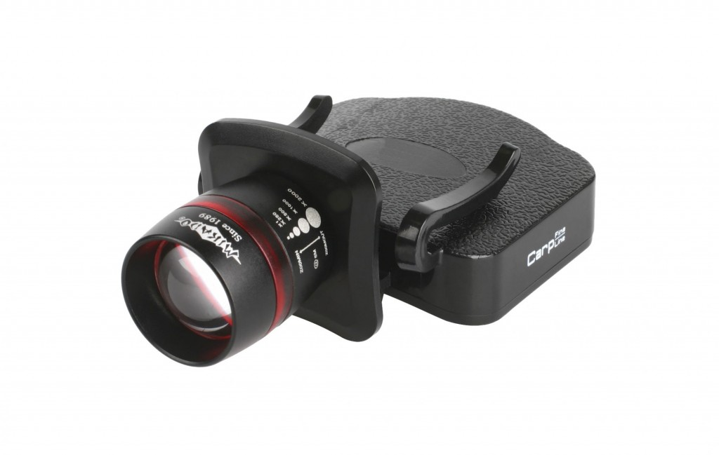 HEADLAMP WITH FOCUSING LENS - 1 LED