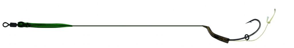 "Návazec - CARP LEADER 09 ""BLOW OUT RIG"" 23 cm / 15 lbs - hook No 6 - pcs.2"