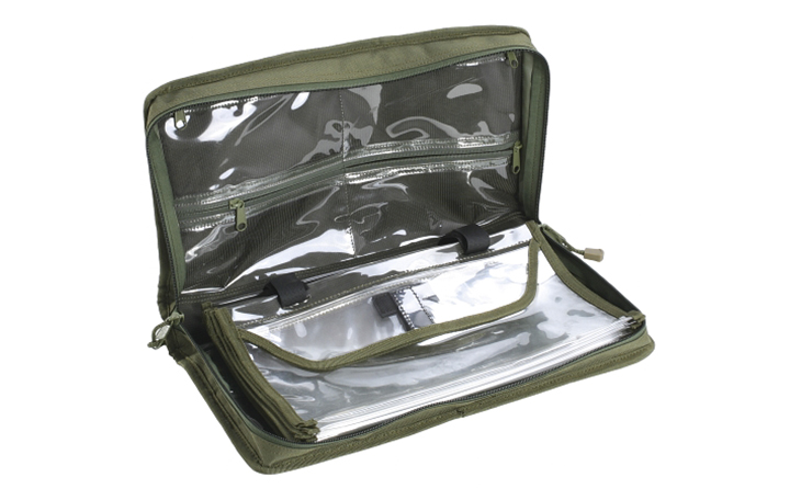 FISHING BAG FOR ACCESSORIES AND SETS (40 x 21 x 6 cm)
